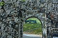 Akershus fortress gateway to the military chuch.jpg