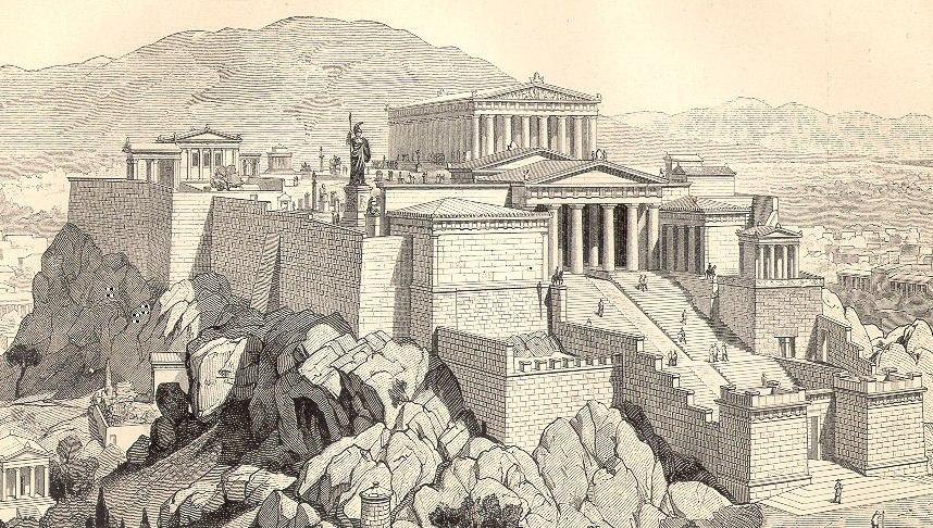AkropolisAthens