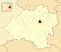 Alconaba in Soria Province locator.png