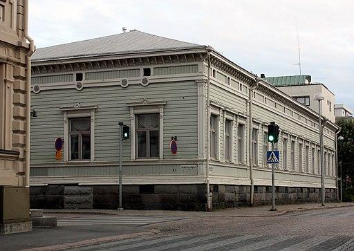 Aleksanterinkatu 9 Oulu 20110807
