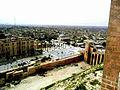 Aleppo citadel square.jpg