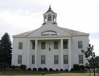 Goessel, Kansas City in Kansas, United States