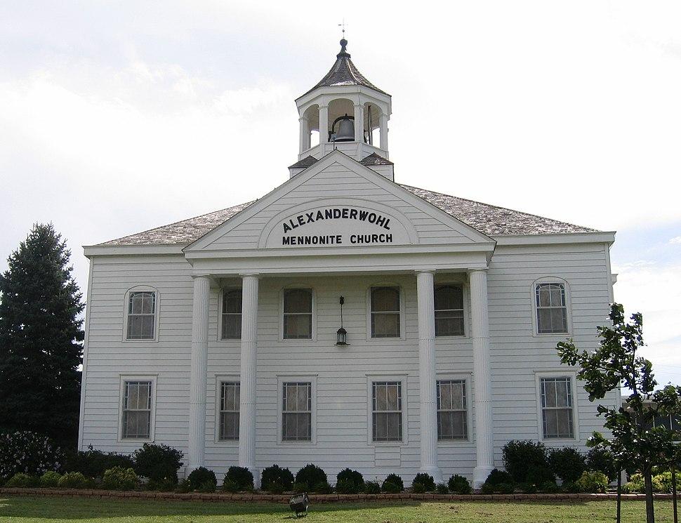 Alexanderwohl-church
