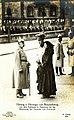 Alfred Grohs Herzog und Herzogin von Braunschweig vor dem Rathause in Hannover bei der Beisetzung des Generals von Emmich, Bildseite Großherzog von Oldenburg Gustav Liersch & Co. 7592.jpg