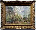 Alfred sisley, al bordo del bosco, paesaggio, primavera, 1885.jpg