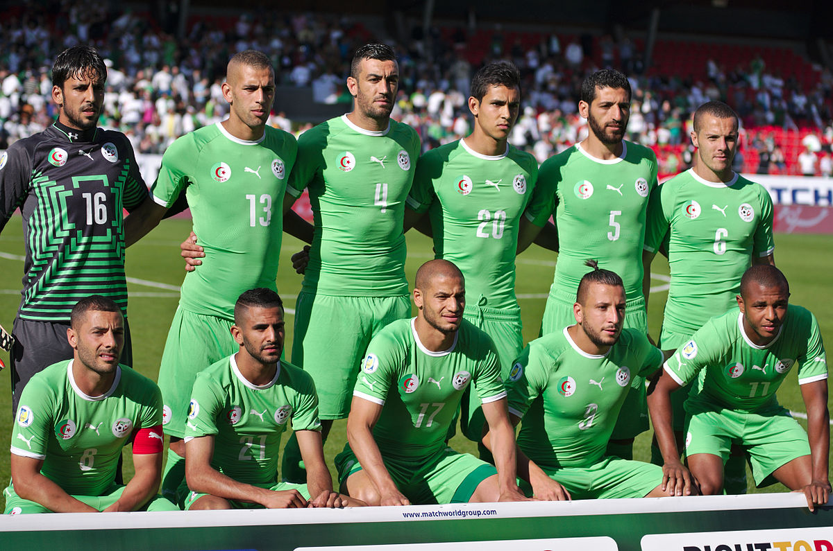 List Of Algerian Football Players In Foreign Leagues Wikipedia