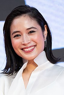 Alice Hirose Japanese actress and model