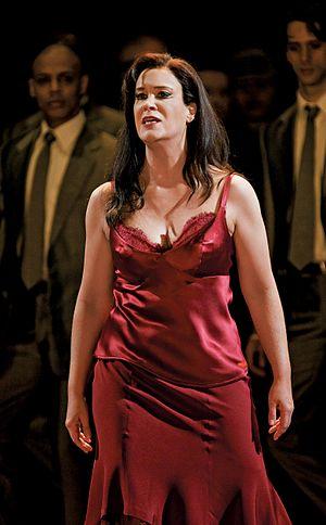 Alice Coote - Alice Coote in Carmen in 2007, ENO