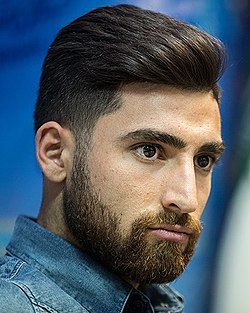 Alireza Jahanbakhsh at Tasnim News Agency 02.jpg