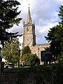 All Saints, Stone with Woodford Parish Church - geograph.org.uk - 249066.jpg