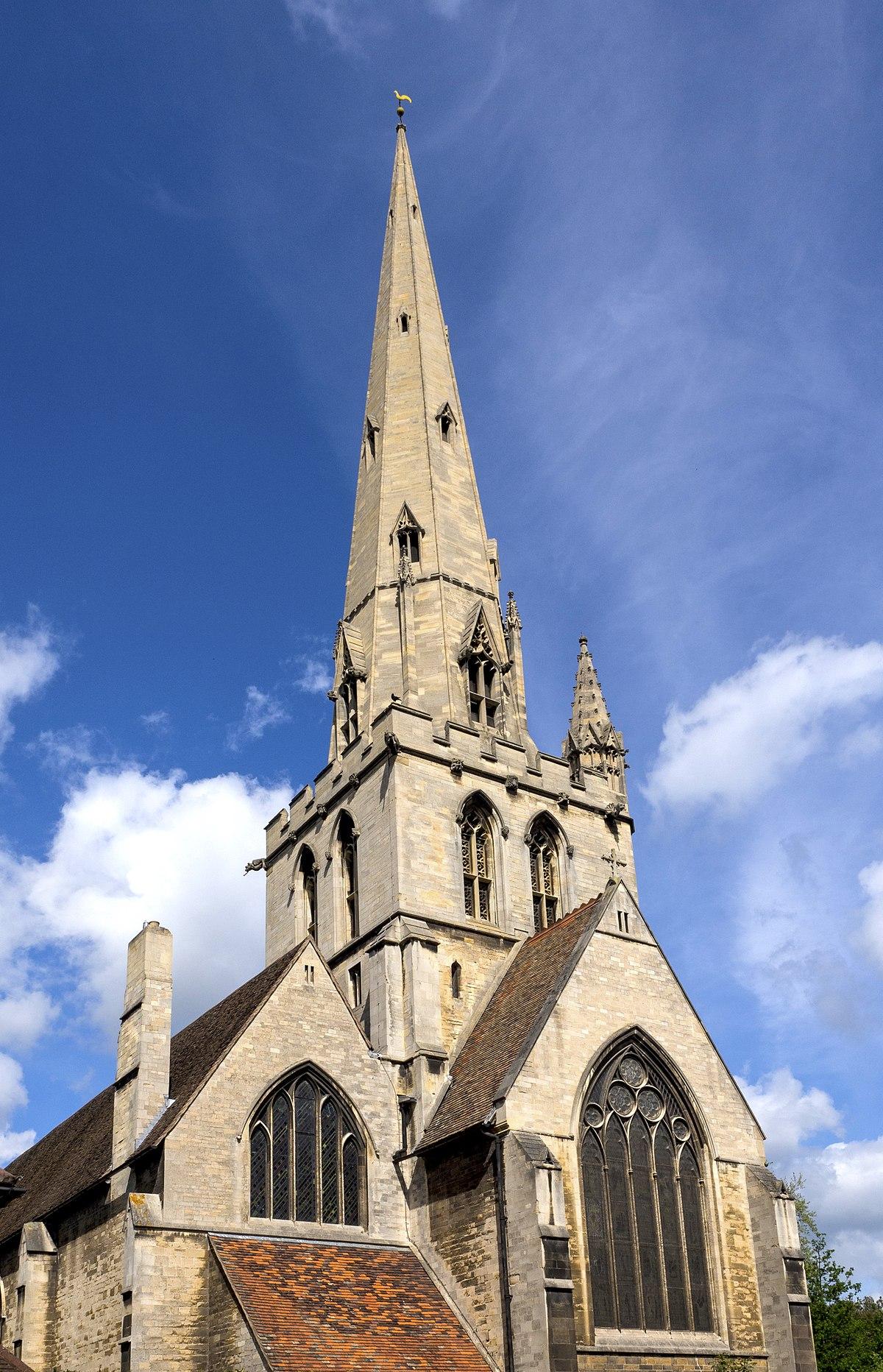 All Saints' Church, Cambridge - Wikipedia