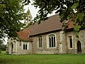 All Saints church, High Roding, Essex - geograph.org.uk - 265642.jpg