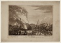 All on fire, or the doctors disappointed, a view taken in Lord Foleys Garden, Sep. 29, 1784 LCCN2002736269.tif