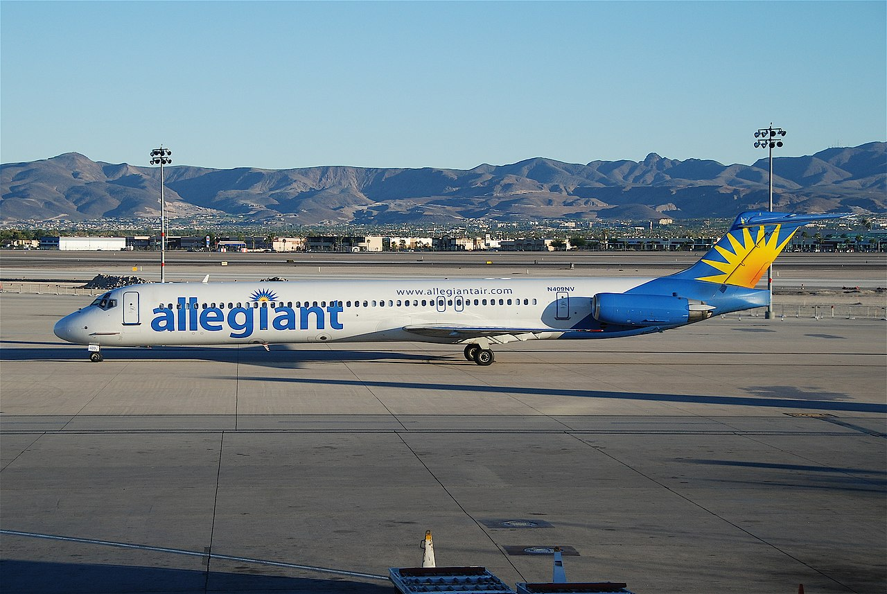 Allegiant Air Las Vegas Travel Packages