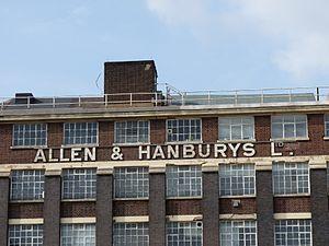 Allen & Hanburys