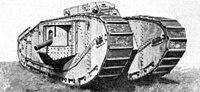 Brytyjski czołg Liberty Mark VIII