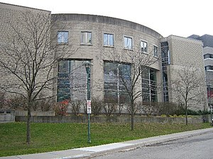 Allyn and Betty Taylor Library - Image: Allyn and Betty Taylor Library