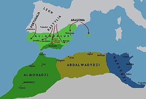 Almohad Caliphate - Almohads after 1212