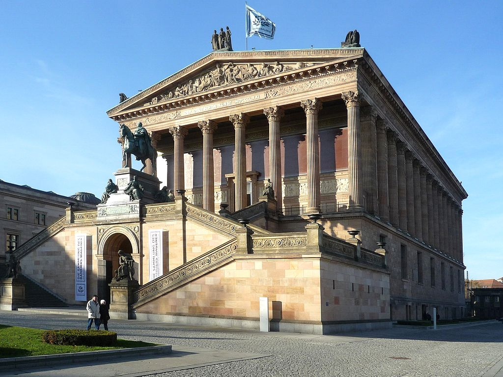 Alte Nationalgalerie Berlin, 2011