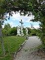 Altenburg Stift -- Kreuzigungsgruppe 3.jpg