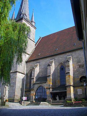 Altenkunstadt - Church in Altenkunstadt