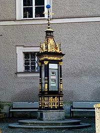 Alter Markt, Wetterstation.jpg