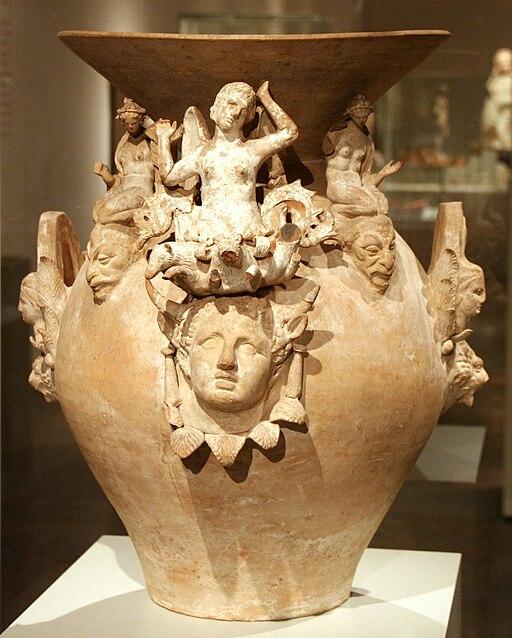 Altes Museum - Canosinisches Prunkgefäß