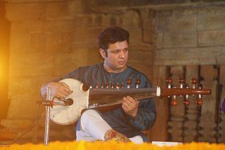 Amaan Ali Khan Indian classical musician (born 1977)
