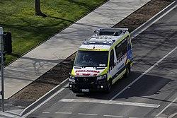 Paramedics In Australia Wikipedia