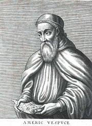 Américo Vespucio.