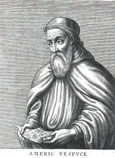 Amerigo Vespucci Letter from Seville