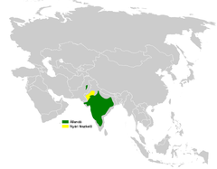 Ammomanes phoenicura distribution map.png