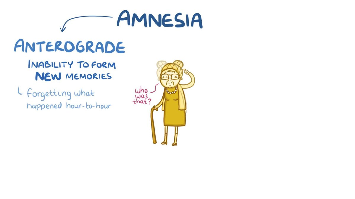 amnesia memory loss Amnesia is a form of memory loss learn about the different types of amnesia, its symptoms, and more.