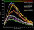 Amphibian biofluorescent emission spectra - 41598 2020 59528 Fig2-top.png