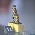 Amulet with pharaoh-AO 5982-IMG 7705.JPG