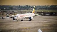 ET-AOQ - B788 - Ethiopian Airlines