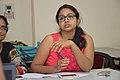 Ananya Mondal Talks - West Bengal Wikimedians Strategy Meetup - Kolkata 2017-08-06 1642.JPG