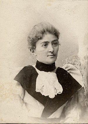 Anastasia Eristavi-Khoshtaria - Anastasia Eristavi-Khoshtaria