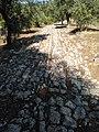 Ancient Roman road in Alqueidão da Serra.jpg