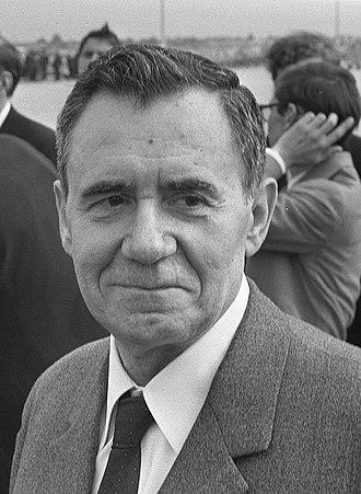 Andrei Gromyko - Gromyko in 1972