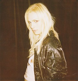 Andreja Pejić at Galore Pop-up party (2013) (cropped).jpg