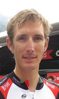 Andy Schleck Luxembourgish road bicycle racer