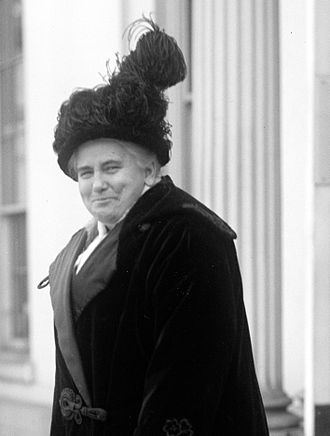 Anna Howard Shaw - Anna Howard Shaw, 1914