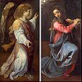 Annibale Carracci Arcangelo Gabriele e Vergine Annunciata Bologna.jpg