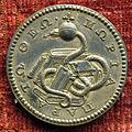 Anonimo, medaglia di abramo ortelio, cartografo fiammingo, 1578.JPG