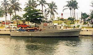 Dominican Navy - GC-105 Antares