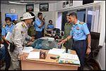 Anti-hijack mock exercise conducted at Visakhapatnam Airport, 2017 (2).jpg