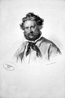 Anton Dominik Fernkorn Austrian sculptor
