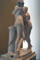 Antonio Canova (1757-1822) - The Three Graces, Woburn Abbey version (1814-1817) front right, Victoria and Albert Museum, April 2013 (11059703883).png