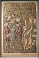 Antonio del pollaiolo (disegno), san giovanni davanti ai sacerdoti e ai leviti, 1466-88.JPG